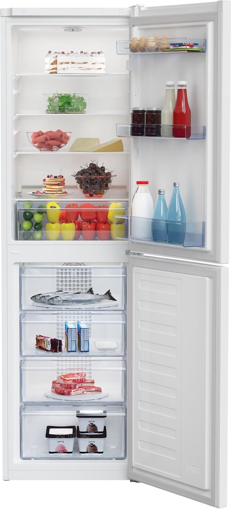 Beko CFG3582W Fridge Freezer