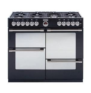 Stoves Sterling 444444491 S1000DF Dual Fuel Range Cooker