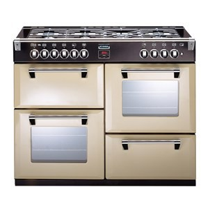 Stoves Richmond 444444452 S1000DF Dual Fuel Range Cooker