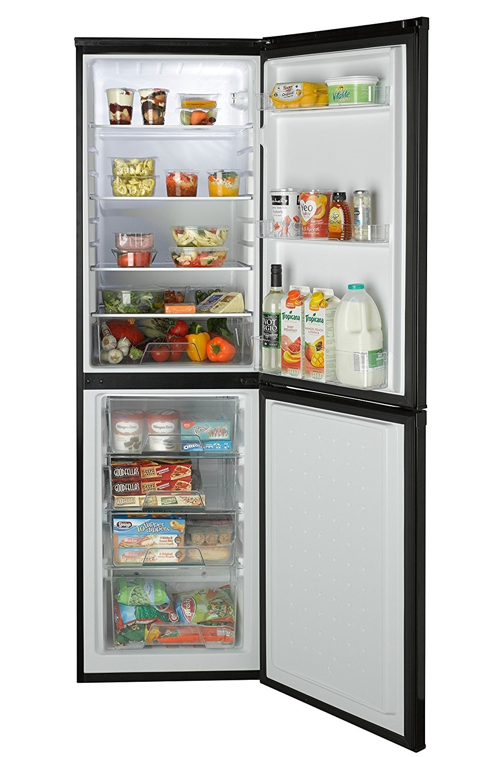 Indesit CTAA55NFK Fridge Freezer
