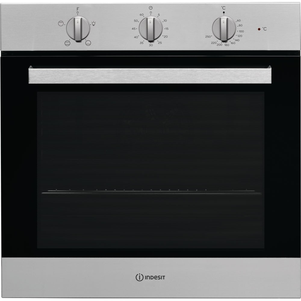 Indesit IFW6230IX Single Oven