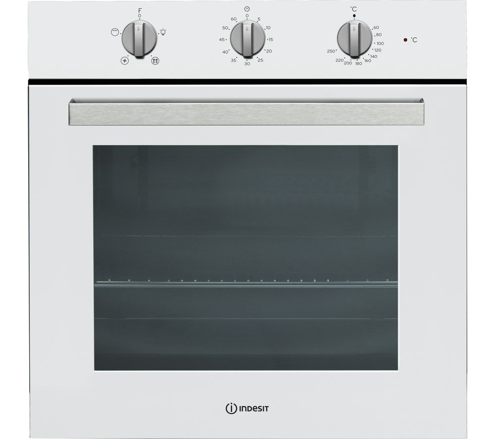 Indesit IFW6330WH Single Oven
