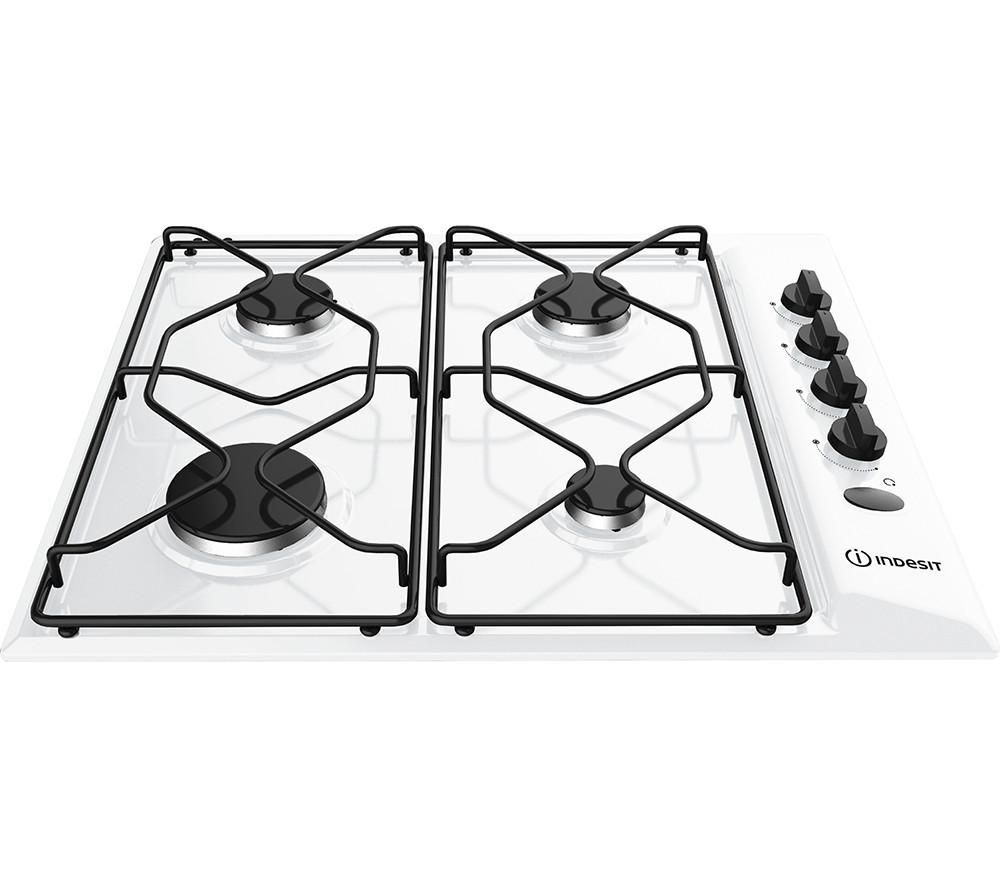 Indesit PAA642IWH Gas Hob