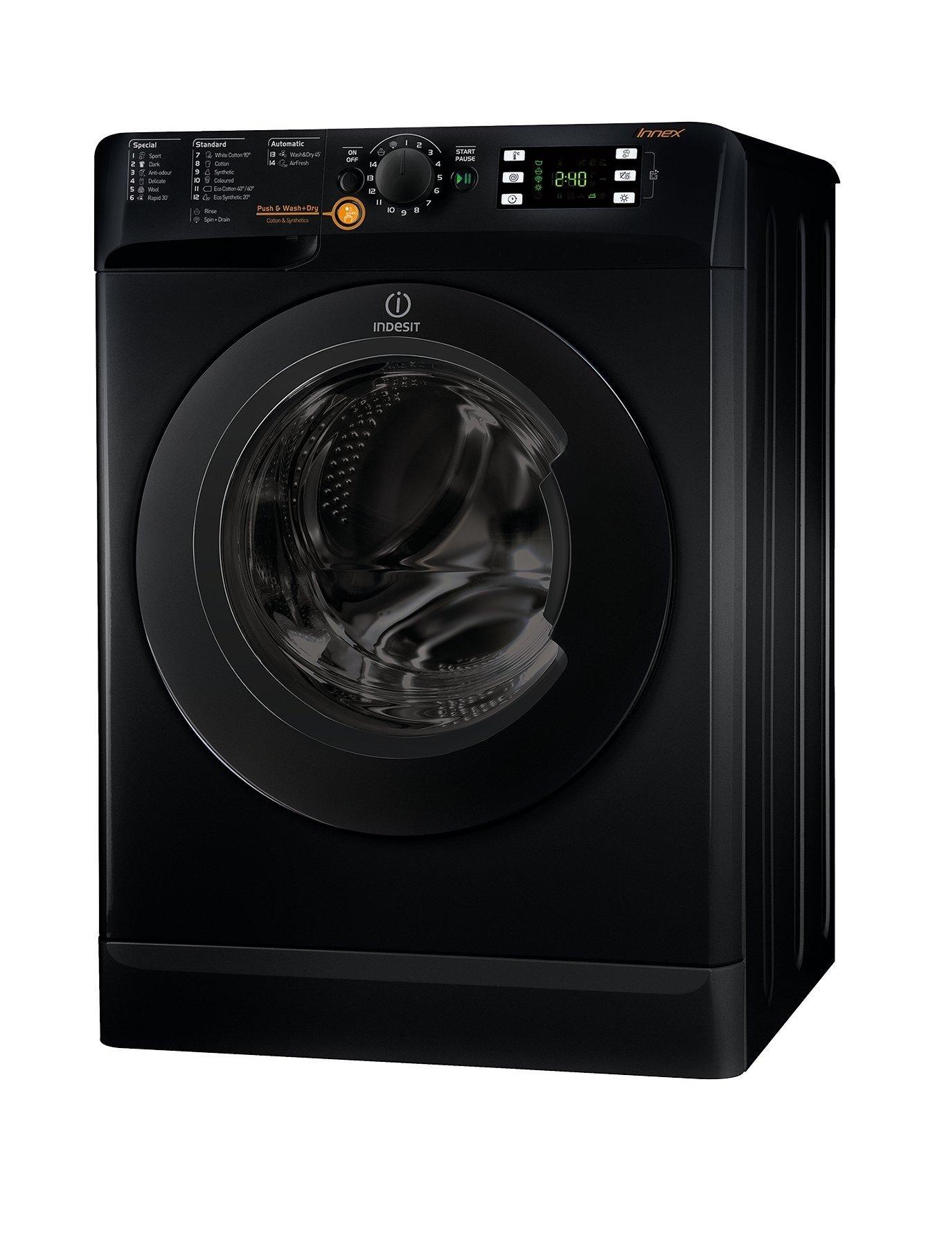Indesit XWDE861480XK 8kg/6kg 1400rpm Washer-Dryer