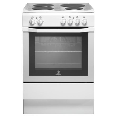 Indesit I6EVAW Electric Cooker