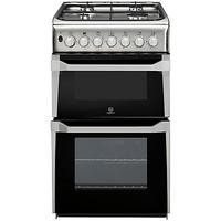 Indesit I6G52X Dual Fuel Cooker
