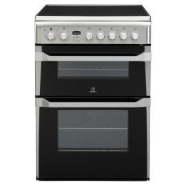 Indesit ID60C2XS Electric Cooker