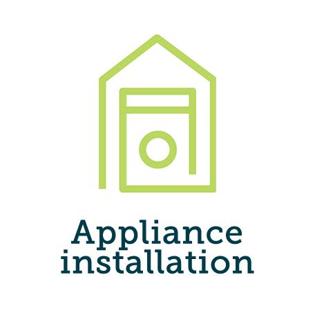 Installation - integrated freezer
