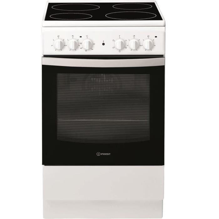 Indesit IS5V4KHW Electric Cooker