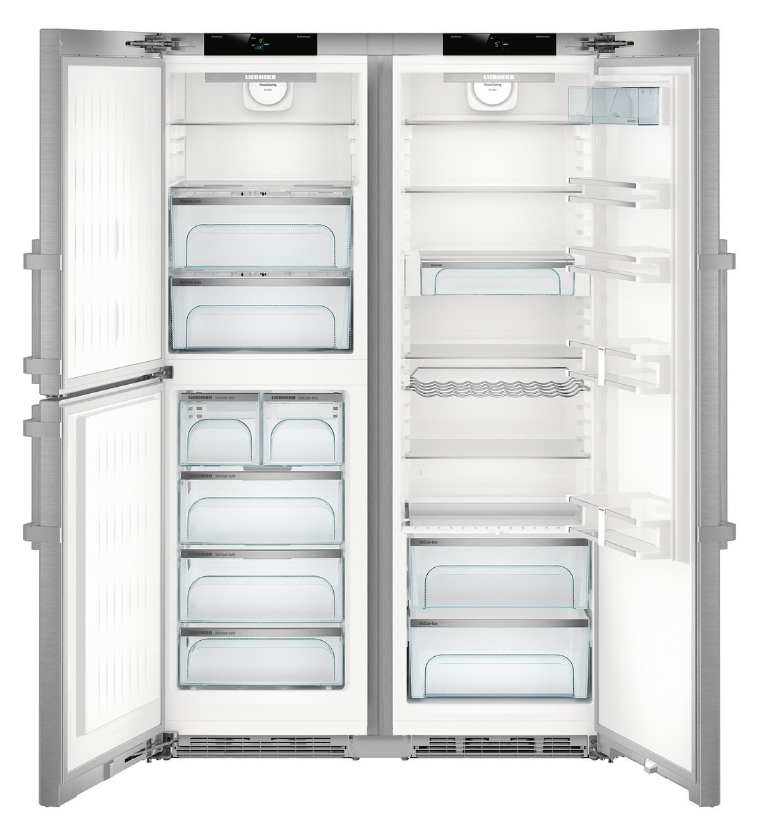Liebherr SBSES8473 Fridge Freezer
