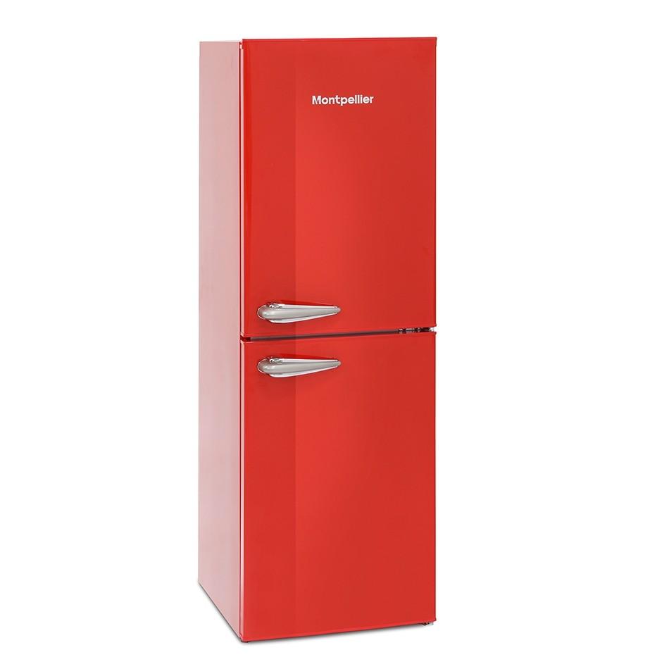 Montpellier MAB148R Fridge Freezer