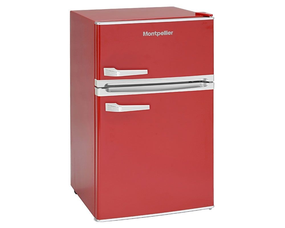 Montpellier MAB2031R Fridge Freezer