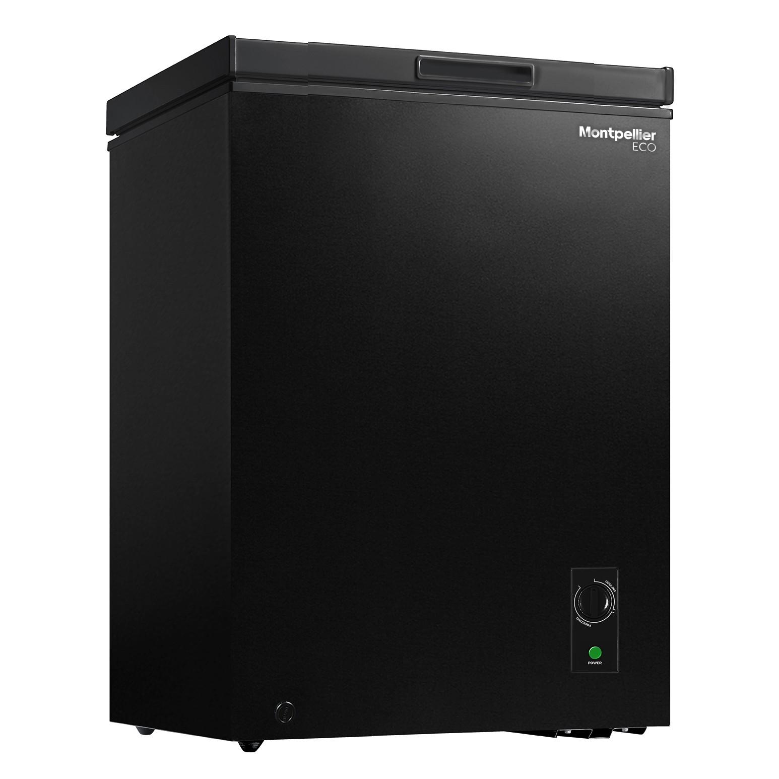 Montpellier MCF99BK-ECO Chest Freezer