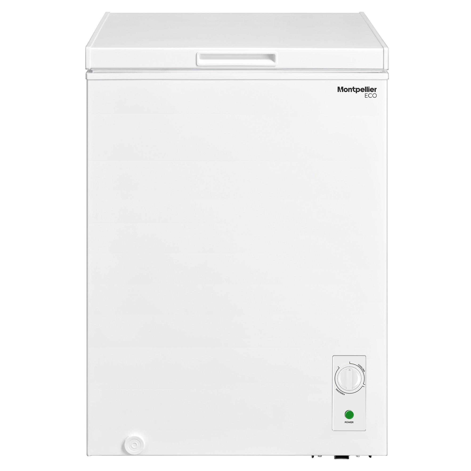 Montpellier MCF99W-ECO Chest Freezer