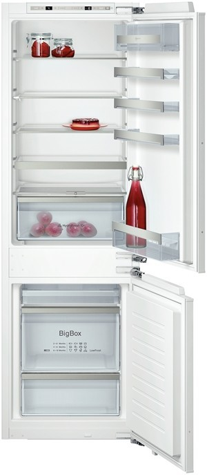 NEFF KI6863F30G Fridge Freezer
