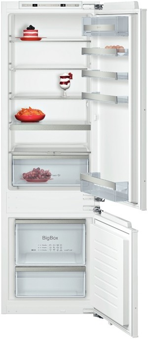 NEFF KI6873F30G Fridge Freezer