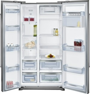 NEFF KA3902B20G Fridge Freezer