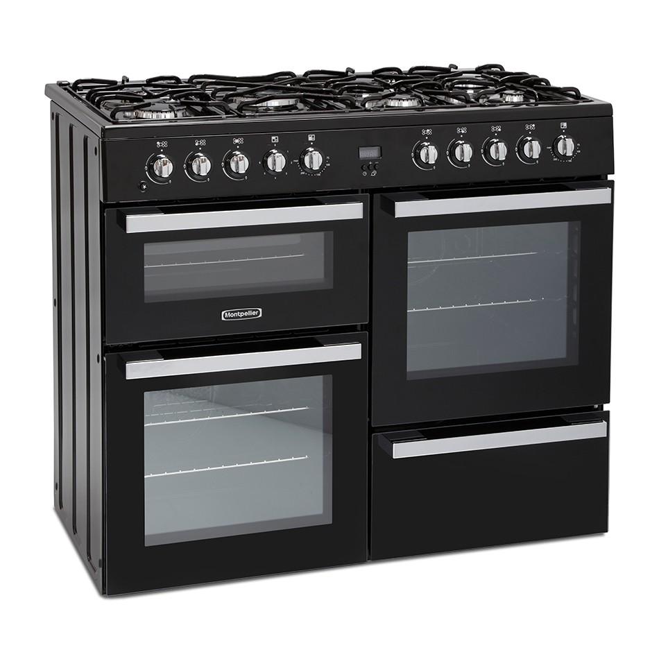 Montpellier MDF100K Range Cooker