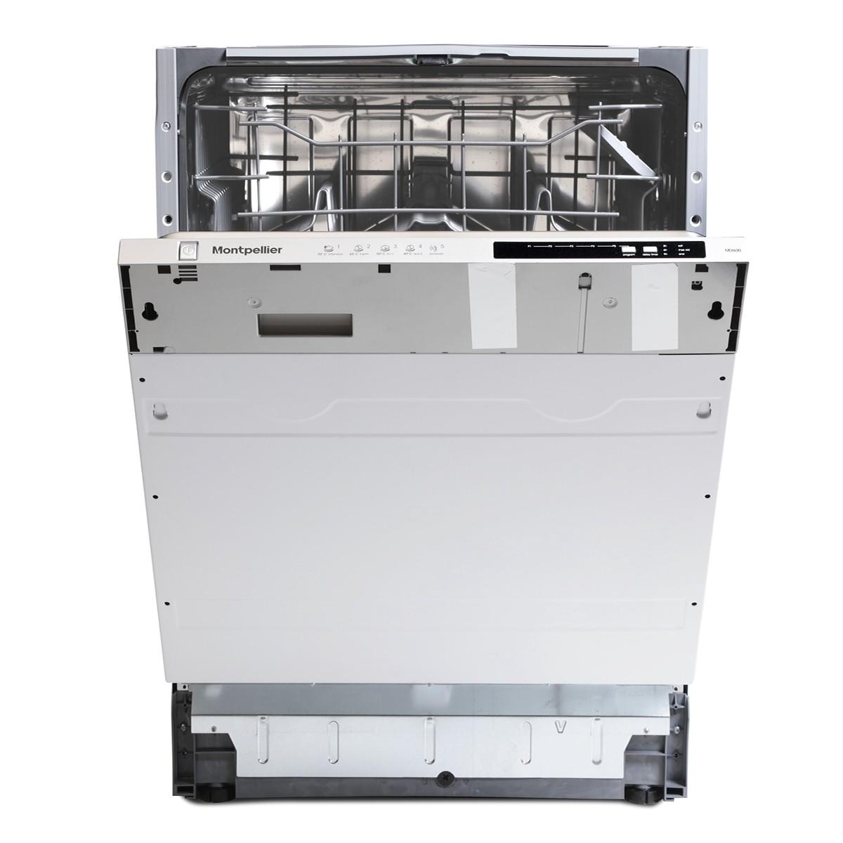 Montpellier MDI605 Full Size Dishwasher
