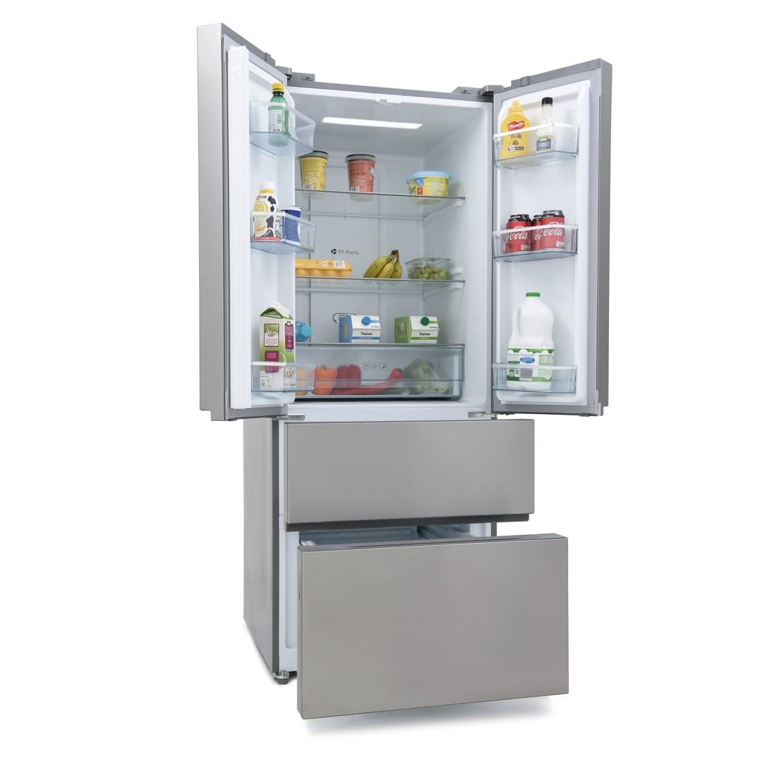 Montpellier MFD71X Fridge Freezer