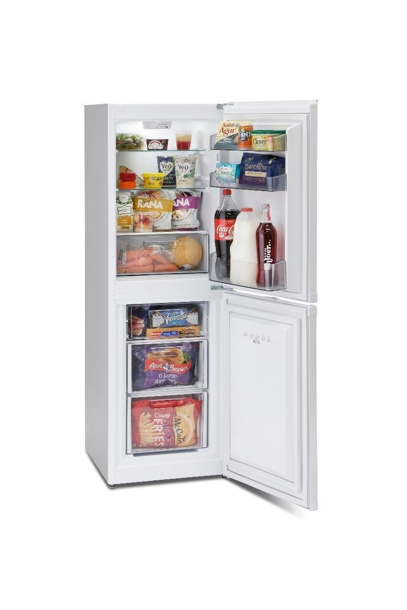 Montpellier MFF148W Fridge Freezer