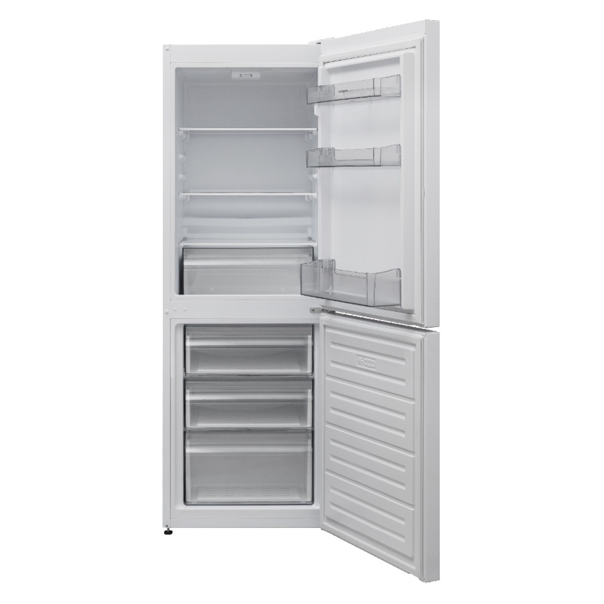 Montpellier MFF155W Fridge Freezer