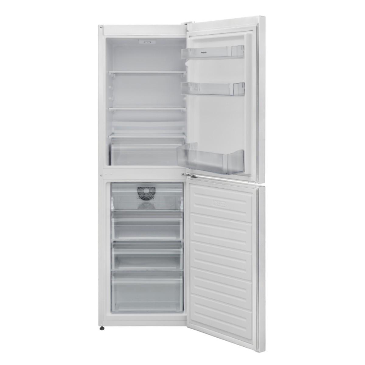 Montpellier MFF165W Fridge Freezer