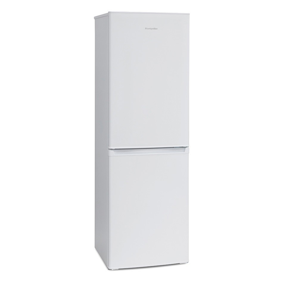 Montpellier MFF175W Fridge Freezer