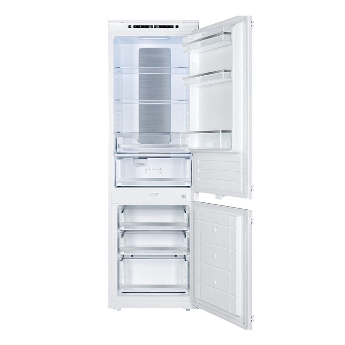 Montpellier MIFF7131F Fridge Freezer