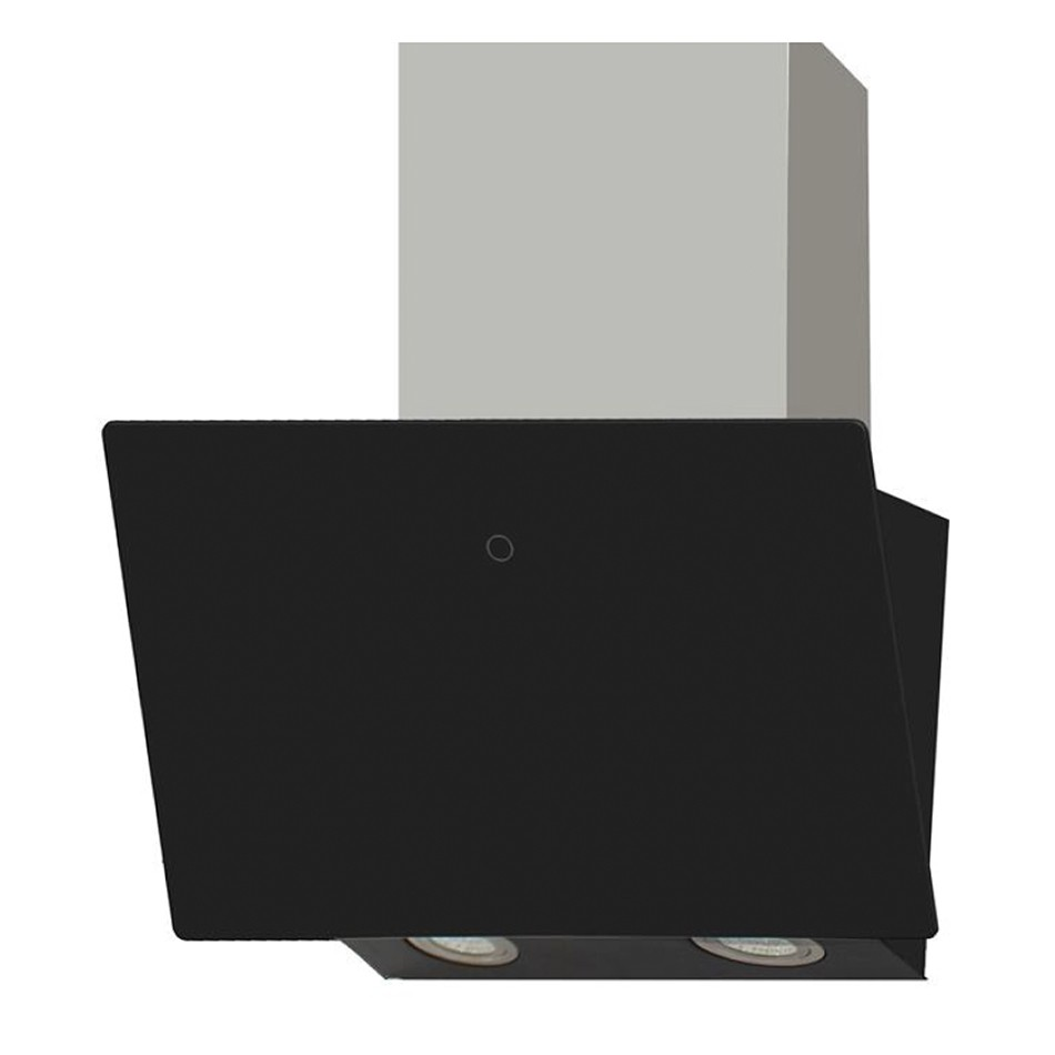 Montpellier DCH4350BG Chimney Hood with Glass