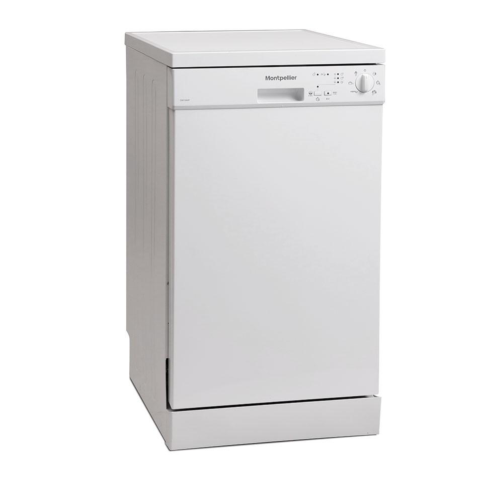 Montpellier DW1065P Slim Line Dishwasher