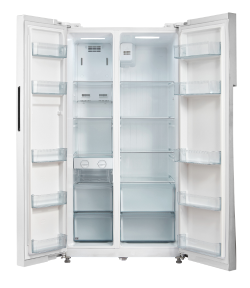 Montpellier M510BW Fridge Freezer