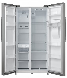 Montpellier M520WDS Fridge Freezer