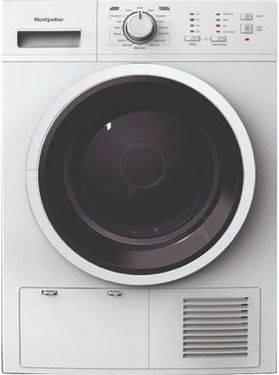 Montpellier MCD8W 8kg Condenser Tumble Dryer