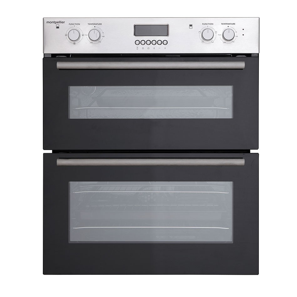 Montpellier MDO70X Double Oven
