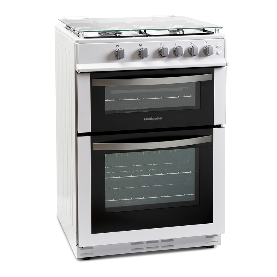 Montpellier MDG600LW Gas Cooker