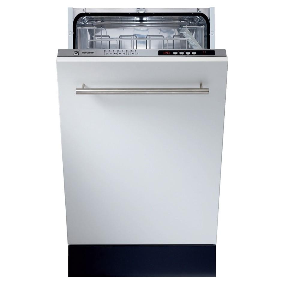 Montpellier MDI450 Slim Line Dishwasher