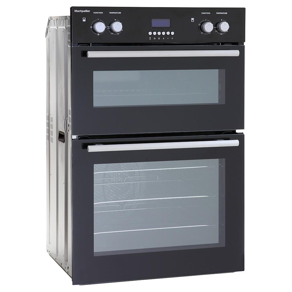 Montpellier MDO90K Double Oven