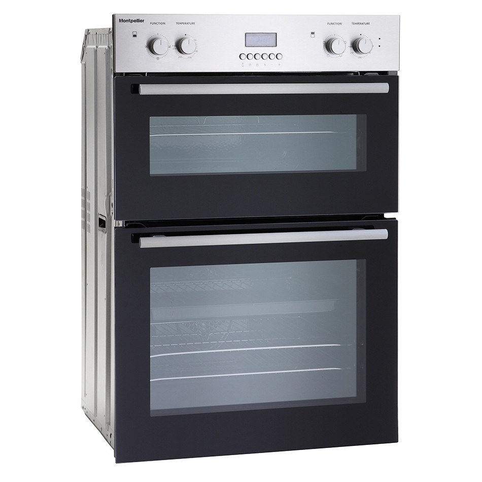 Montpellier MDO90X Double Oven