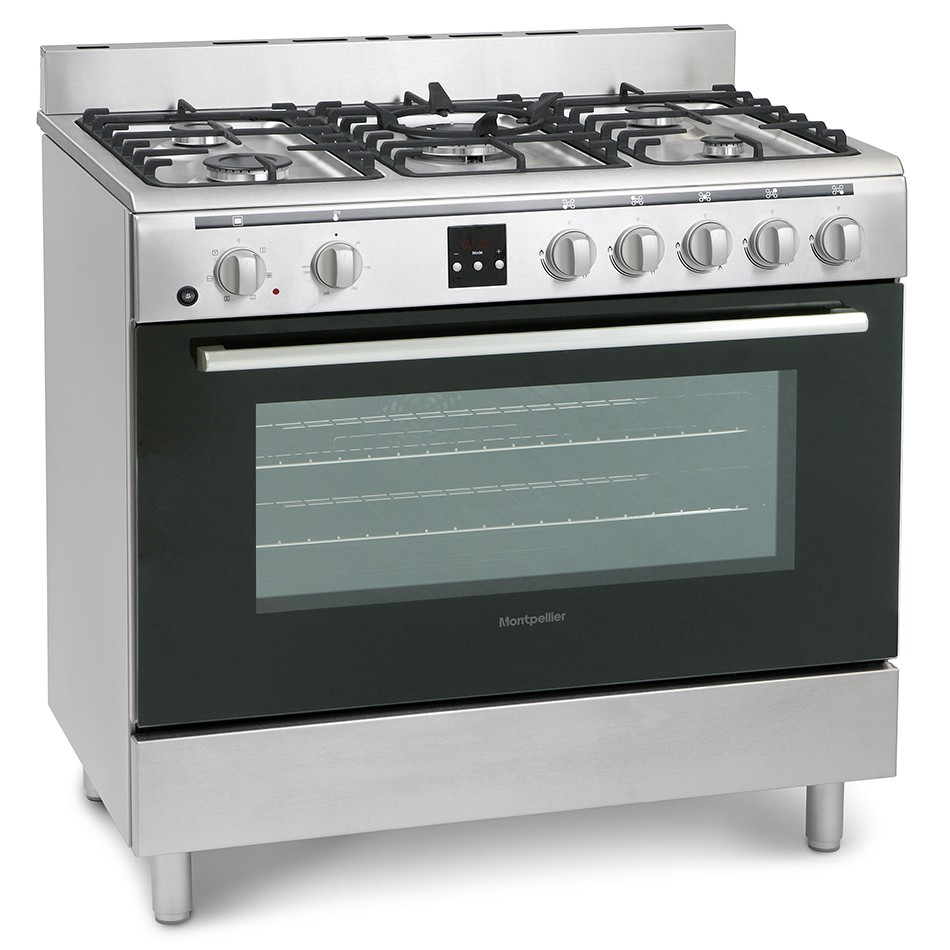 Montpellier MR90DFMX Range Cooker