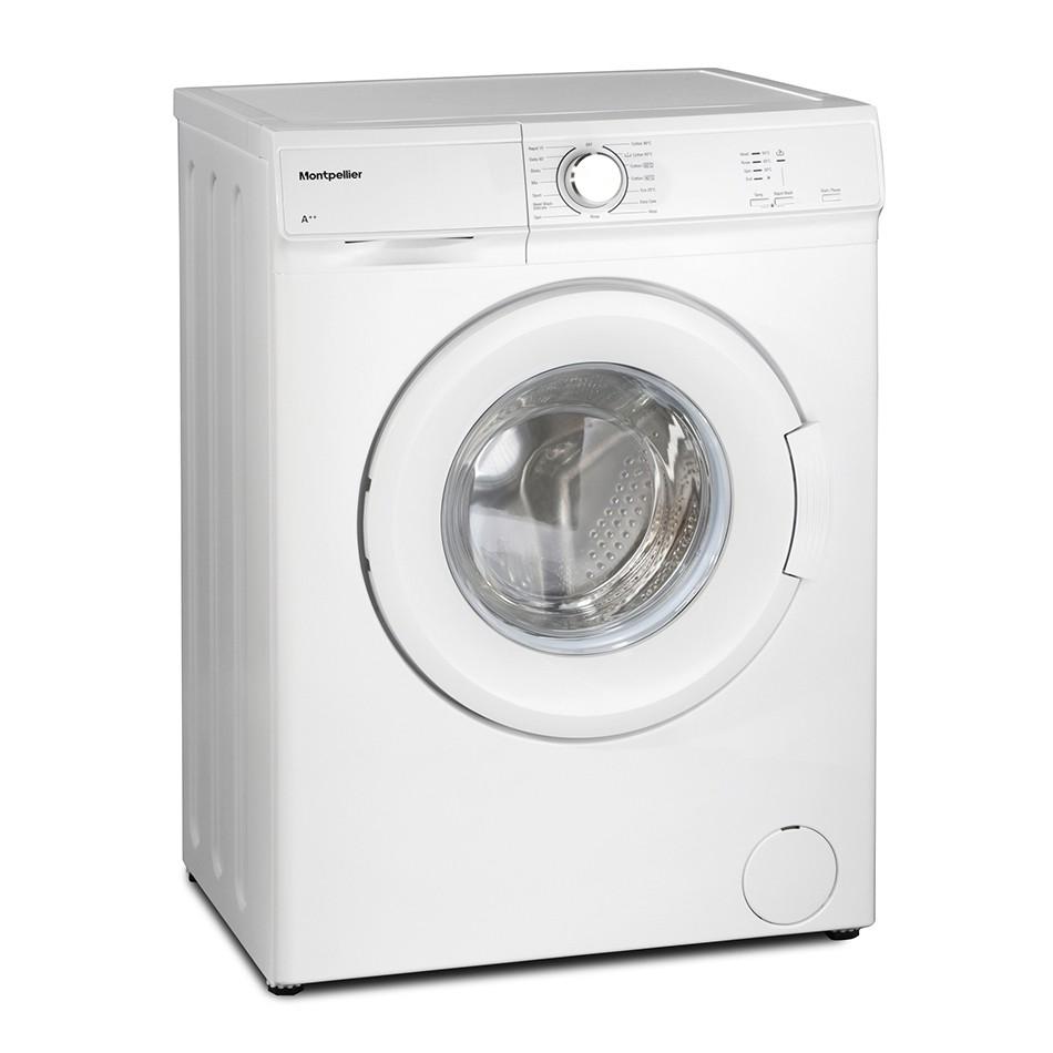 Montpellier MW5101P 5kg 1000rpm Washing Machine