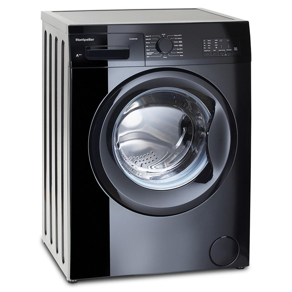 Montpellier MW8014K 8kg 1400rpm Washing Machine