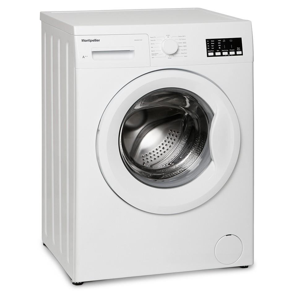 Montpellier MW8014P 8kg 1400rpm Washing Machine