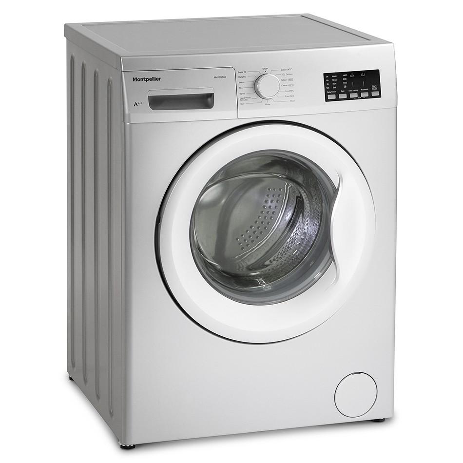 Montpellier MW8014S 8kg 1400rpm Washing Machine