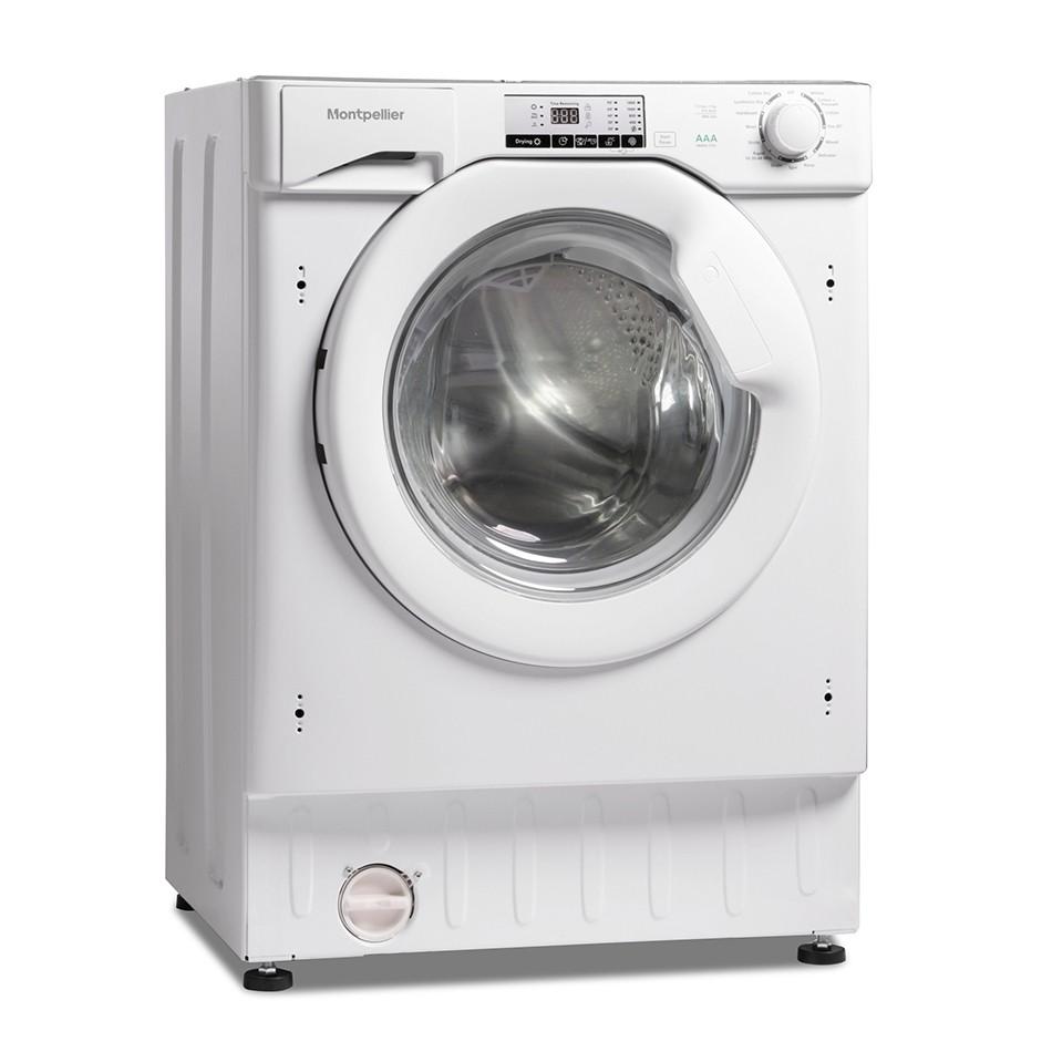 Montpellier MWDI7555 7.5kg/5kg 1400rpm Washer-Dryer