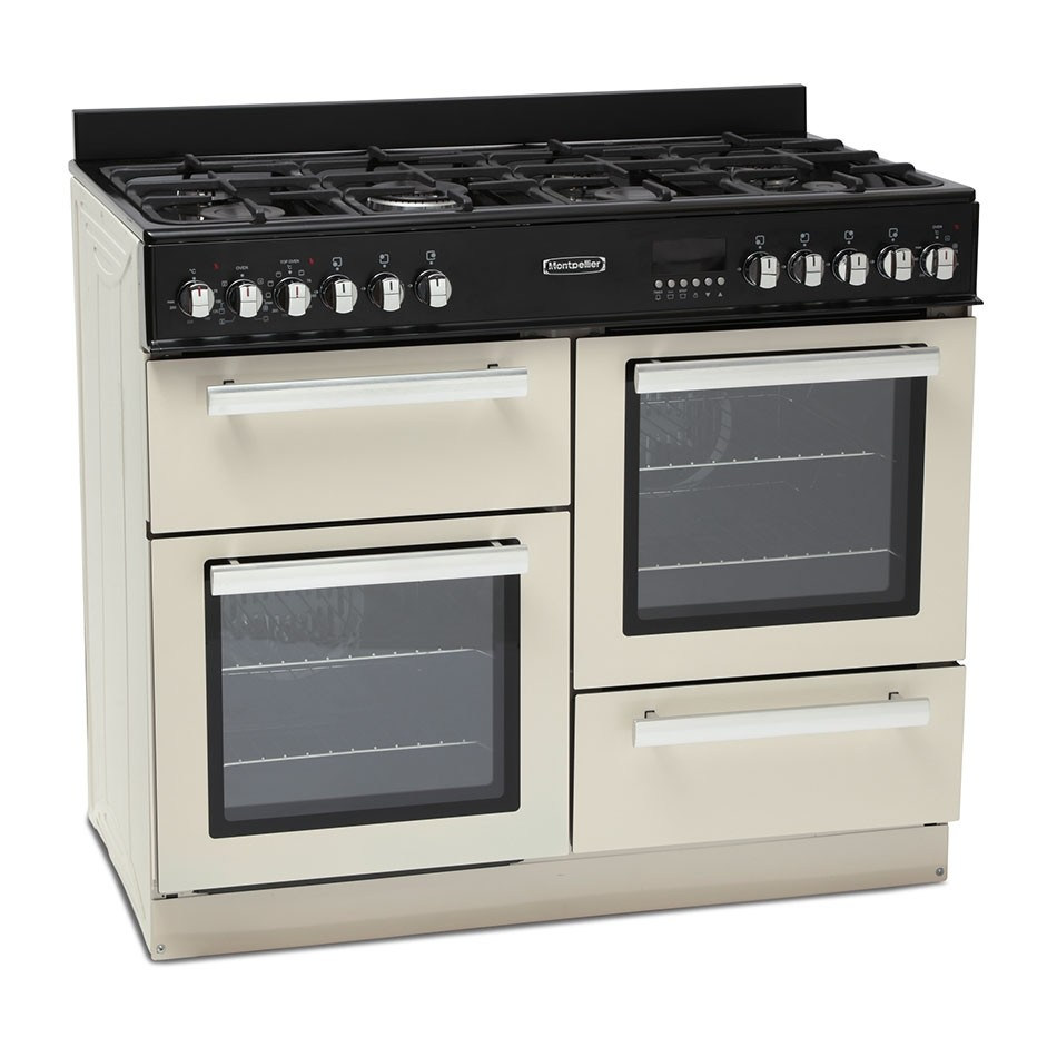 Montpellier RMC100DFC Range Cooker