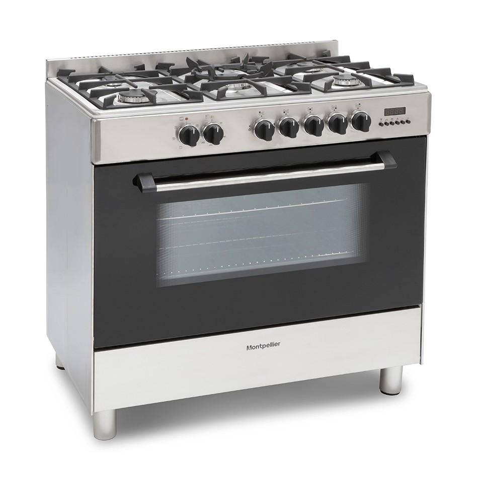 Montpellier MR91DFMX Range Cooker