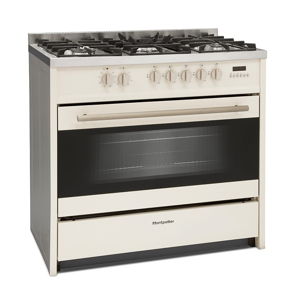 Montpellier MR95DFCR Range Cooker