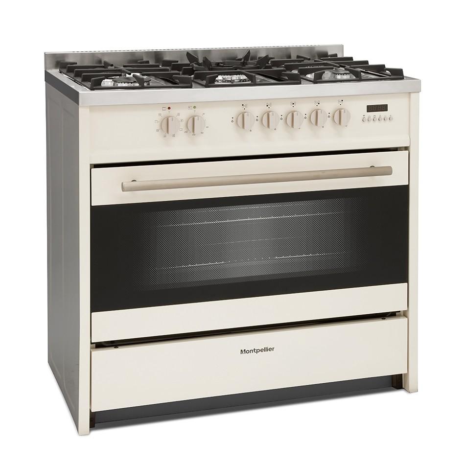 Montpellier MR95DFCR Range Cooker