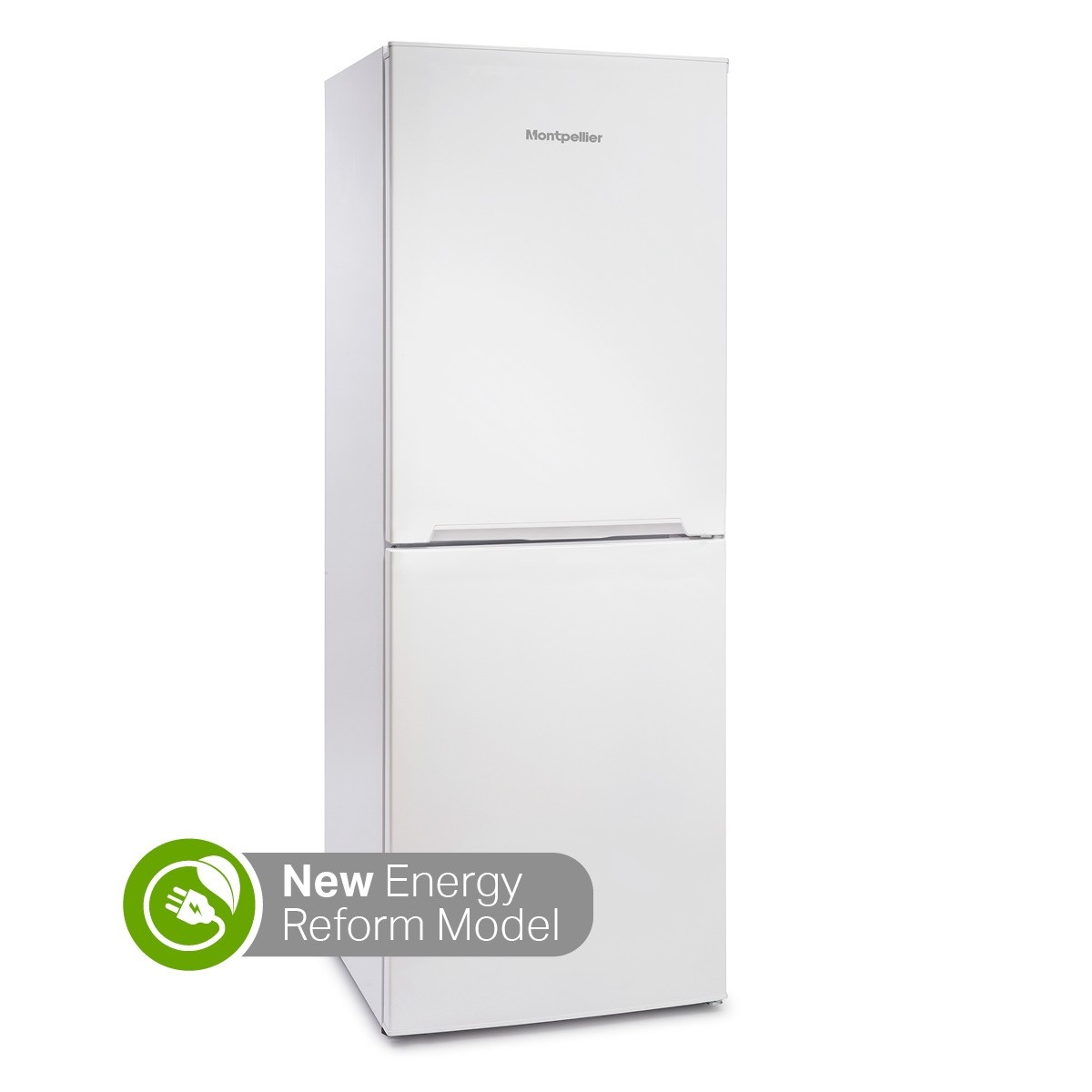 Montpellier MS155W Fridge Freezer